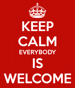 keep-calm-everybody-is-welcome